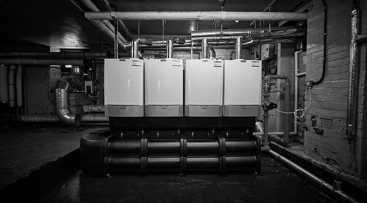 Maximising heating system efficiencies